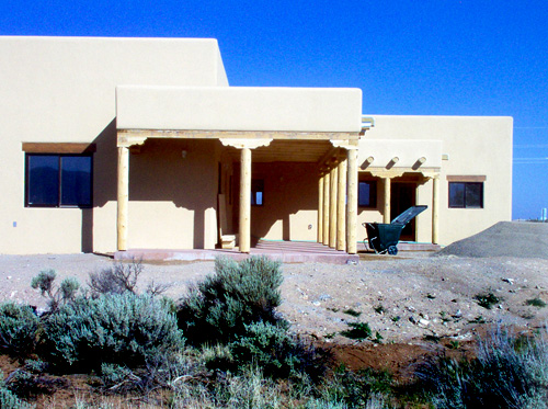 New office building for Vista Taos Renewal Center